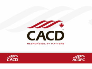 The Canadian Association of Chemical Distributors